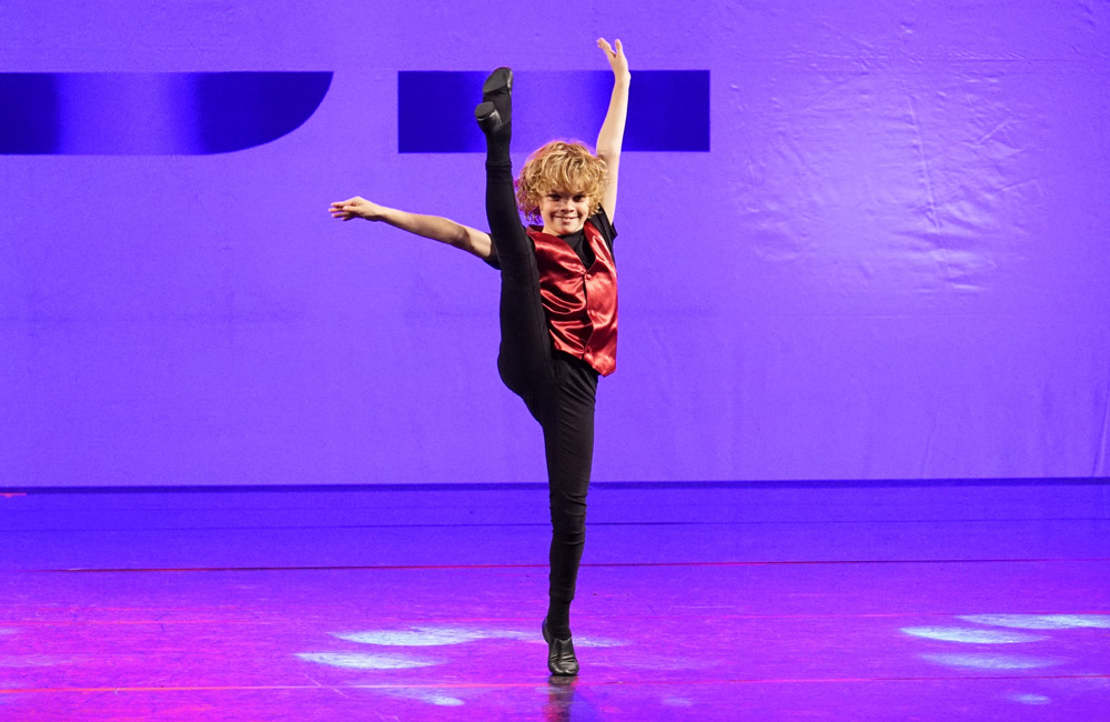 JUNIOR MALE - Jack Diddens - Insight Dance Ensemble