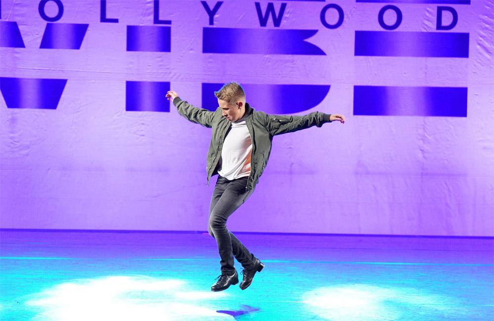 INTERMEDIATE MALE - Sam Cool - Accent on Dance