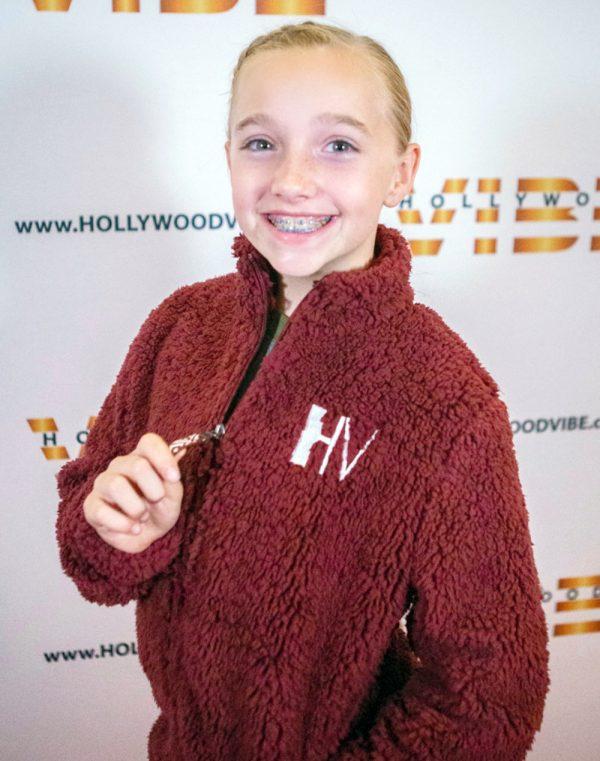 Hollywood Vibe Sherpa