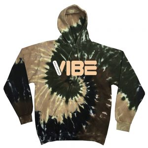 Tie Dye HVibe Logo Hoodie