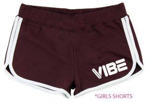 Hollywood Vibe Track Shorts Women