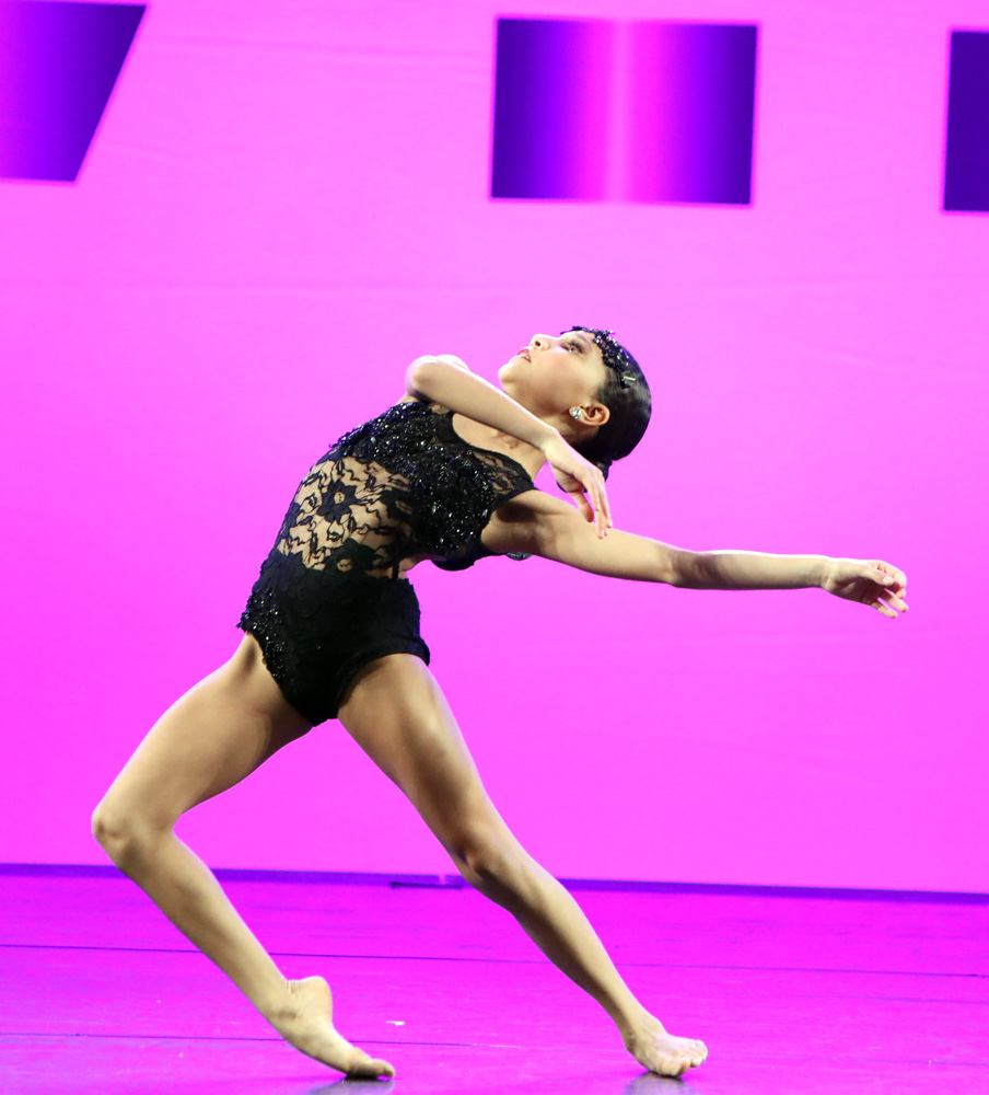 JUNIOR FEMALE - Paige Borg - Noretta Dunworth School of Dance