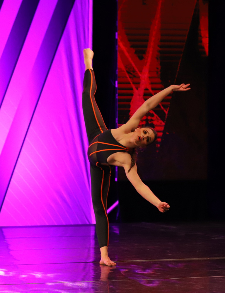 TEEN FEMALE - Sarah Moore - The Dance Centre