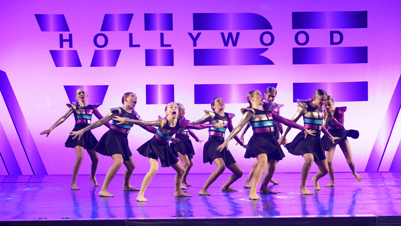 Hollywood Vibe 2021 Battle of the Stars Junior - Your Makeup Is Terrible - Infinity Dance