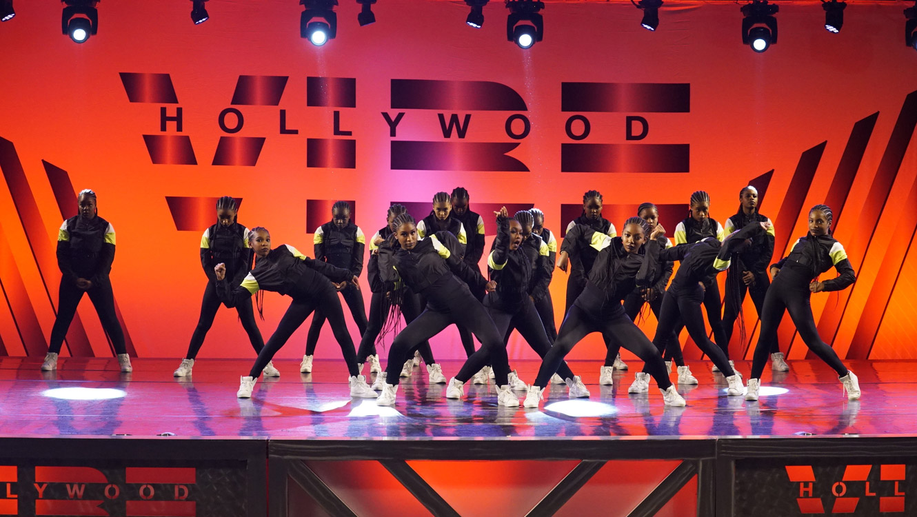 Hollywood Vibe 2021 Battle of the Stars Teen - Periodt - Xtreme Level Dance