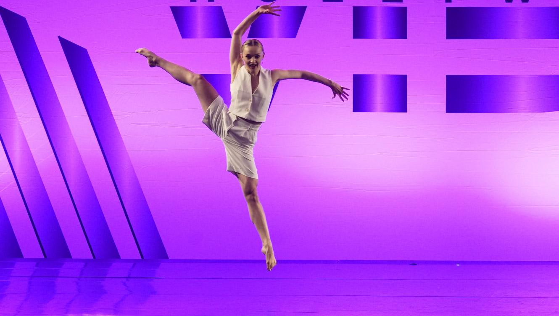 Hollywood Vibe 2021 Senior Female Dancer of the Year Avery Earle - Viva Dance Company