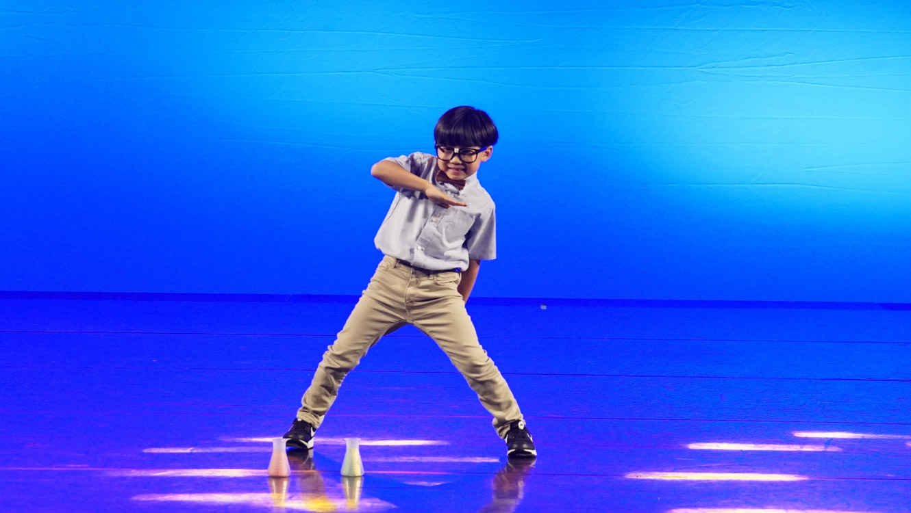 Hollywood Vibe 2021 Mini Male Dancer of the Year James Iwamoto - Pave School of the Arts