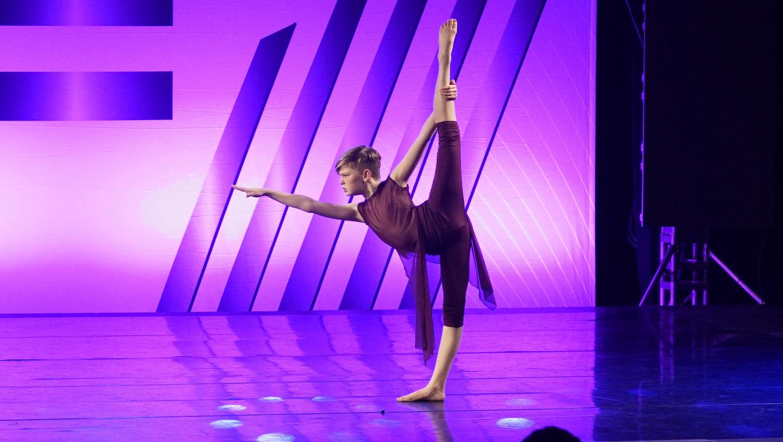 Hollywood Vibe 2021 Junior Male Dancer of the Year Karson Koller - Gotta Dance Company