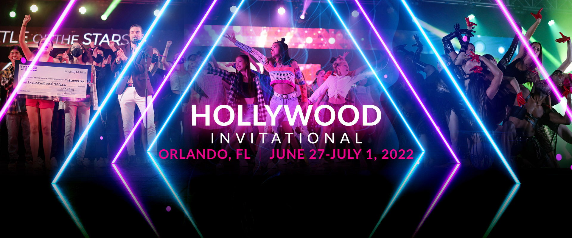 Hollywood Vibe 2022 Hollywood Invitational Orlando FL