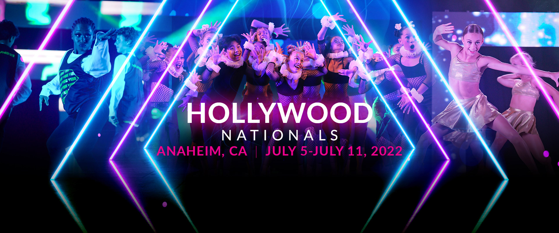 Hollywood Vibe 2022 Hollywood Nationals Anaheim CA